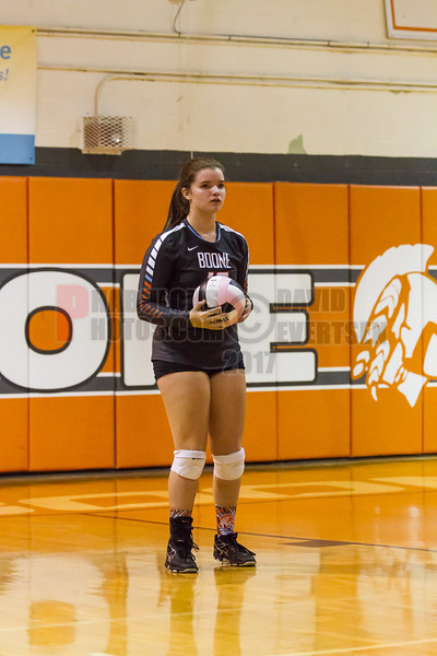 Boone Varsity Volleyball 082317- 2017- DCEIMG-2162
