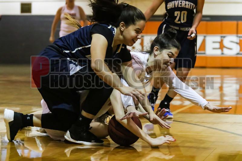University Cougars  @ Boone Braves Girls Varsity Basketball   -  2019 - DCEIMG-1560