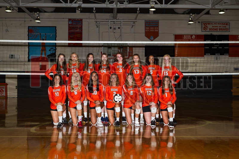 Boone Girls Volleyball Team Pictures -  2018- DCEIMG-1701