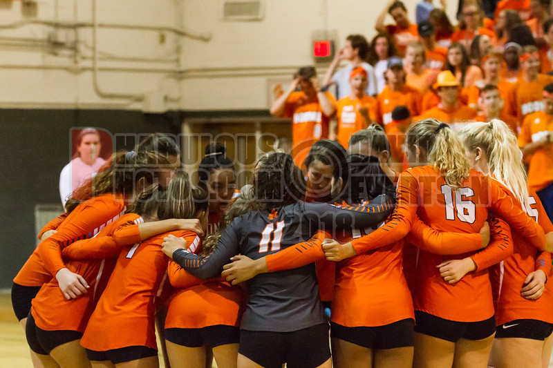 Timber Creek Wolves @ Boone Braves Girls Varsity Volleyball -  2018- DCEIMG-4092