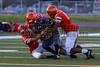 Saint Cloud Bulldogs @ Boone Braves Varisty Football -  2018- DCEIMG-1330