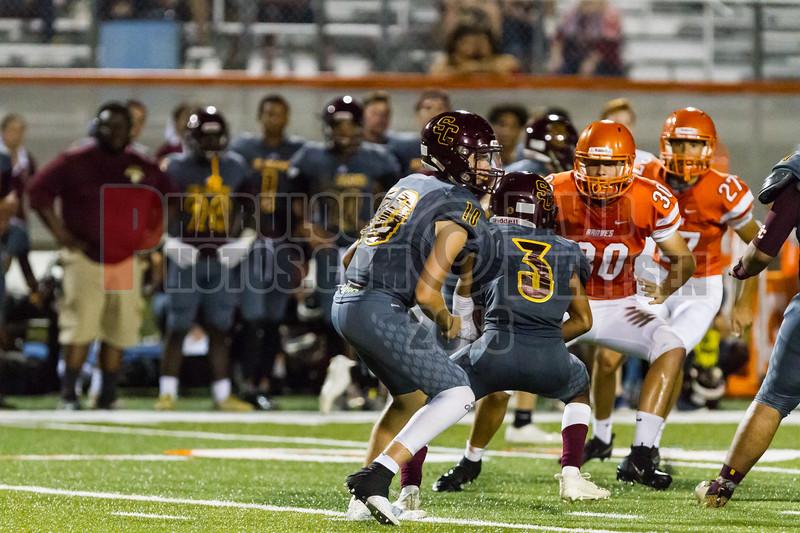 Saint Cloud Bulldogs @ Boone Braves Varisty Football -  2018- DCEIMG-1631