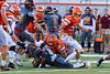 Saint Cloud Bulldogs @ Boone Braves Varisty Football -  2018- DCEIMG-1414