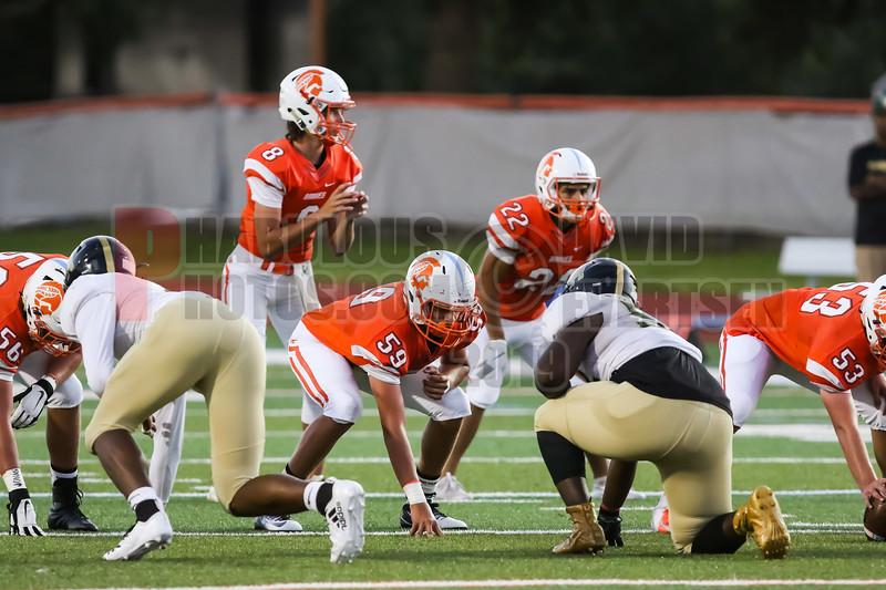 Oak Ridge Pioneers @ Boone Braves Varsity  Football -2019-DCEIMG-7082