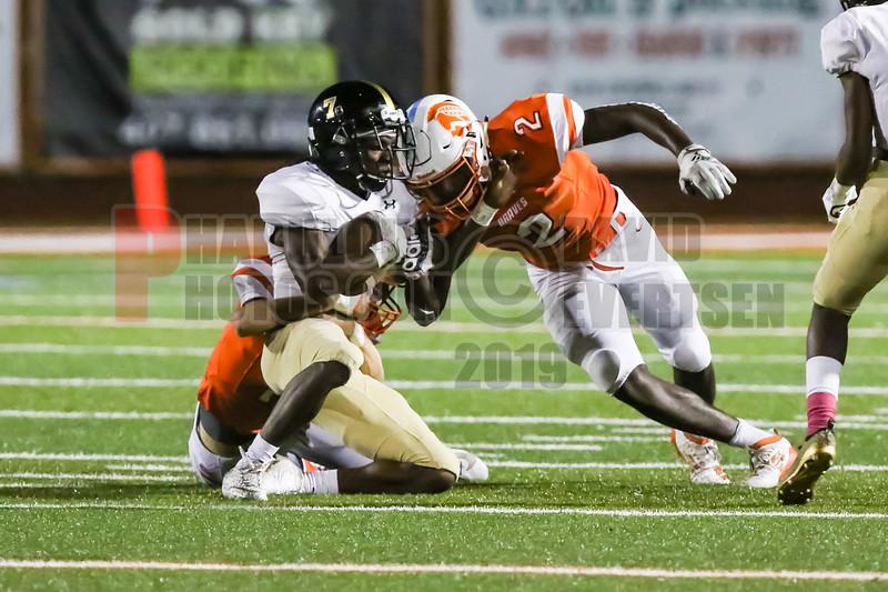 Oak Ridge Pioneers @ Boone Braves Varsity  Football -2019-DCEIMG-7323