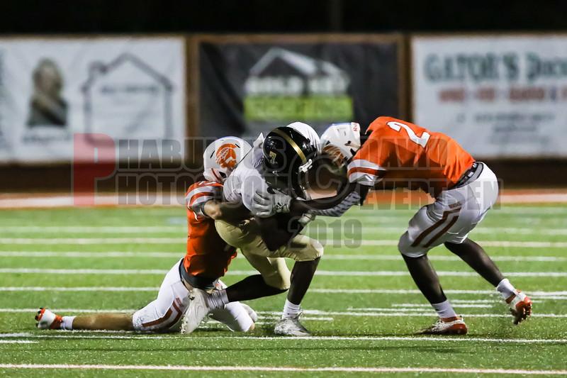 Oak Ridge Pioneers @ Boone Braves Varsity  Football -2019-DCEIMG-7320