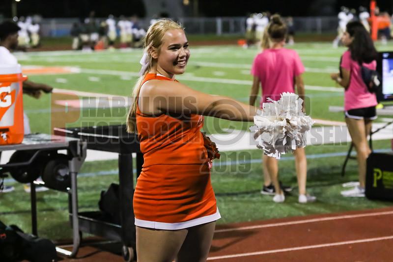 Oak Ridge Pioneers @ Boone Braves Varsity  Football -2019-DCEIMG-7645