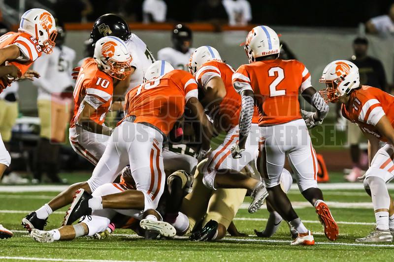 Oak Ridge Pioneers @ Boone Braves Varsity  Football -2019-DCEIMG-7310