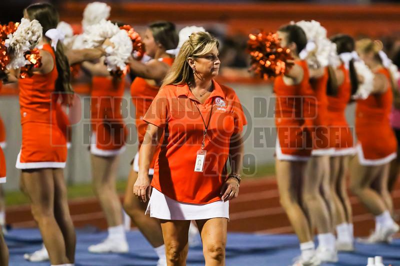 Oak Ridge Pioneers @ Boone Braves Varsity  Football -2019-DCEIMG-7236