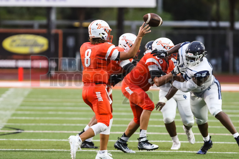 Dr  Phillips Panters @ Boone Braves Varsity Football   - 2020 -DCEIMG-9114