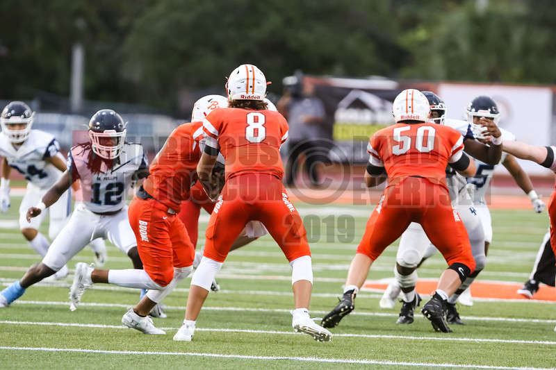 Dr  Phillips Panters @ Boone Braves Varsity Football   - 2020 -DCEIMG-9090