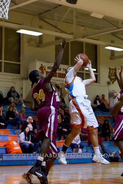 Wekiva @ Boone Boys Varsity Basketball - 2011 DCEIMG-6990