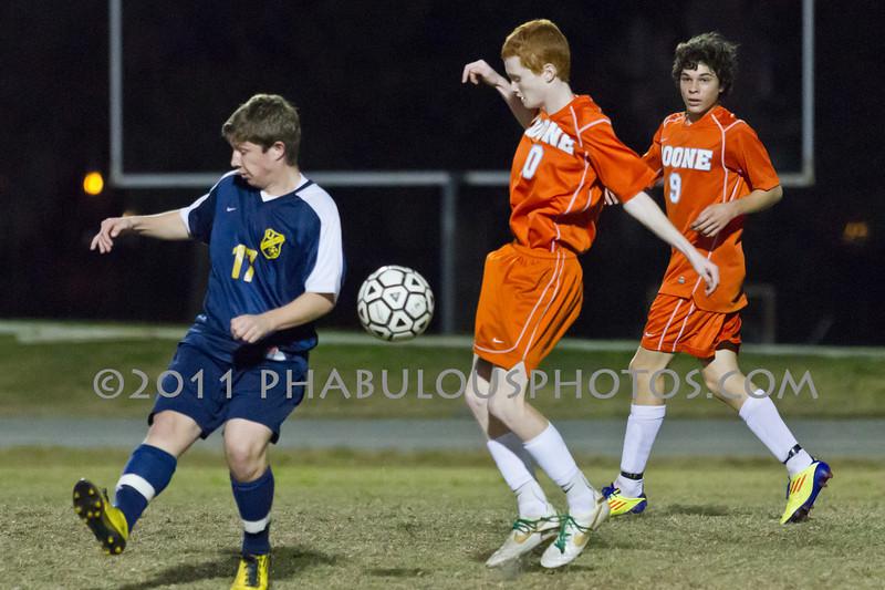 University @ Boone Boys Varsity Soccer - 2012  DCEIMG-1508
