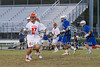 March 22, 2012 - FHSAA Boys Varsity Lacrosse The First Academy Royals @ William R. Boone High School Braves  3/22/2012.