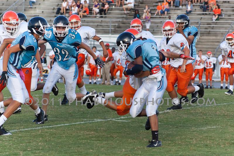 Boone @ Dr  Phillips JV Football 2011 DCEIMG-4237