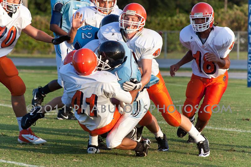 Boone @ Dr  Phillips JV Football 2011 DCEIMG-4282