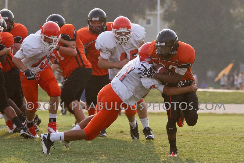 Winter Park  @ Boone JV Football - 2011 DCEIMG-2943