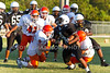 Boone @ Cypress Creek JV Football 2011 DCEIMG-5785