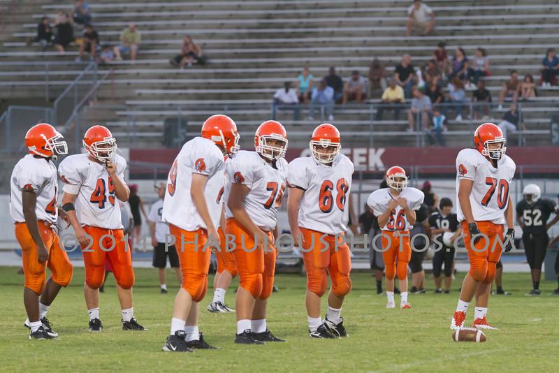 Boone @ Cypress Creek JV Football 2011 DCEIMG-5919