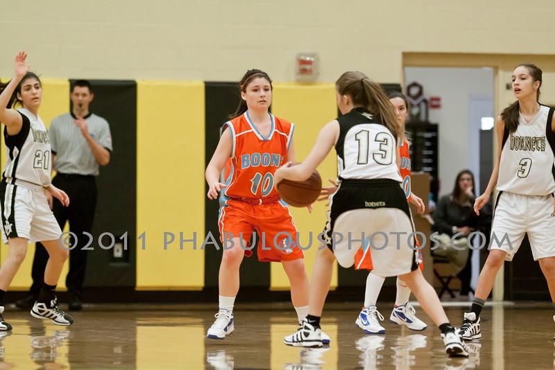 Boone @ Bishop Moore Girls Varsity Basketball - 2012  DCEIMG-7723