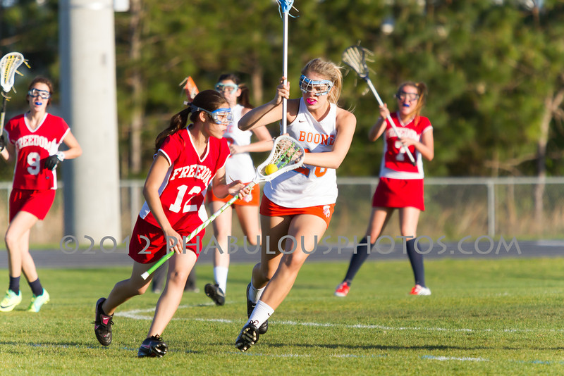 Boone @ Freedom Girls JV Lacrosse - 2012 DCEIMG-7259