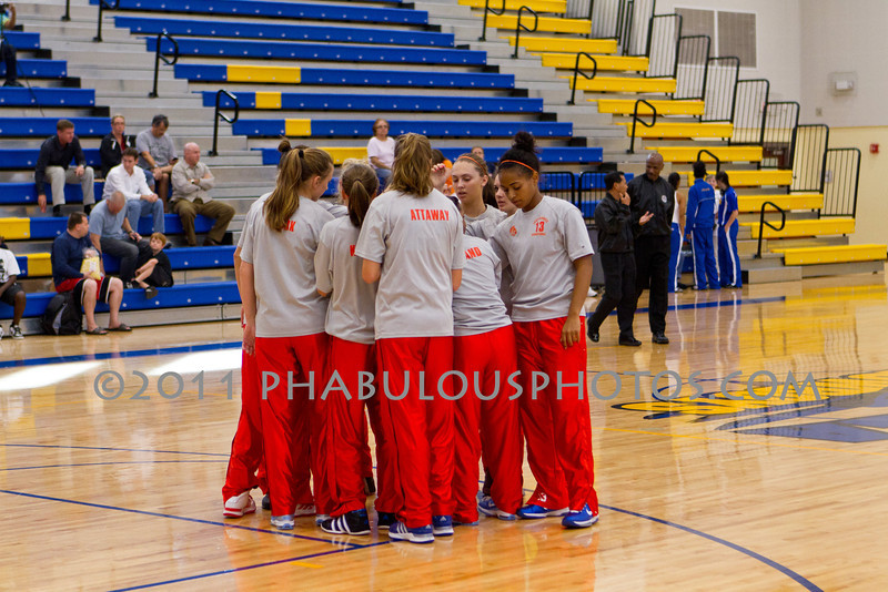 Boone VS  Lake Highland Girls Varsity Basketball - 2011 - DCEIMG-6446