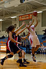 Lake Higland Prep @ Boone Girls Varsity Basketball - 2011  DCEIMG-0430