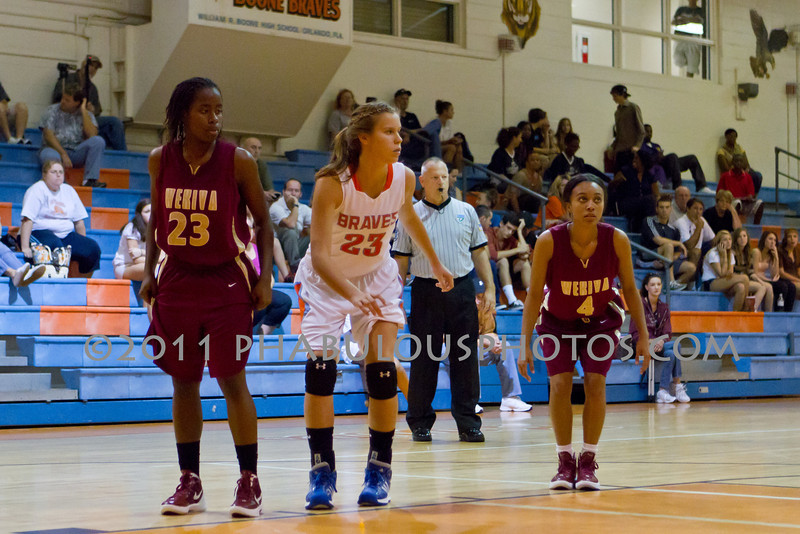 Wekive @ Boone Girls Varsity Basketball 2011 - DCEIMG-5555