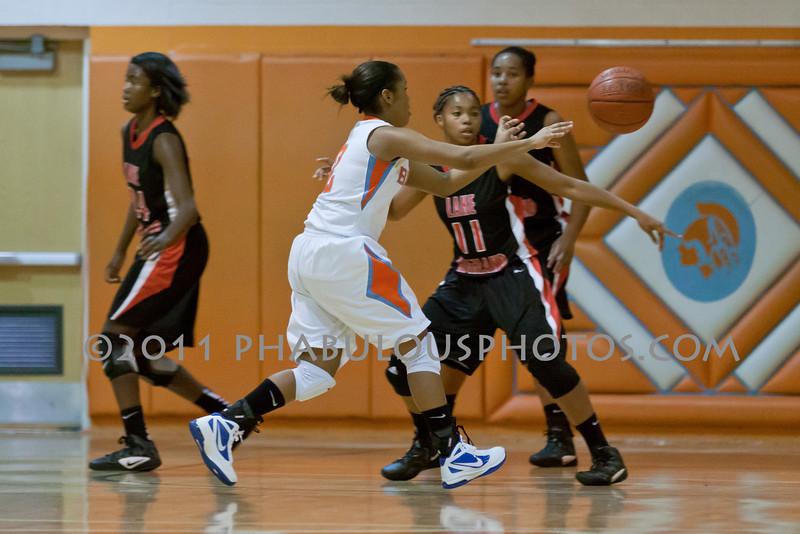 Lake Higland Prep @ Boone Girls Varsity Basketball - 2011  DCEIMG-7335