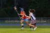March 19, 2012 - FHSAA  Girls Varsity Lacrosse William R. Boone High School Braves @ Freedom High School Patriots 3/19/2012.