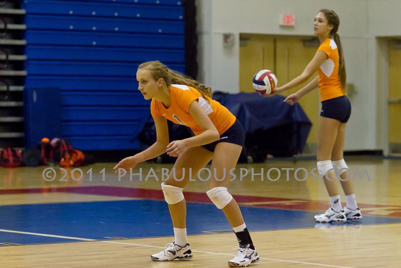 Boone Braves @ Freedom Girls Varsity Volleyball 2011 DCEIMG-4368