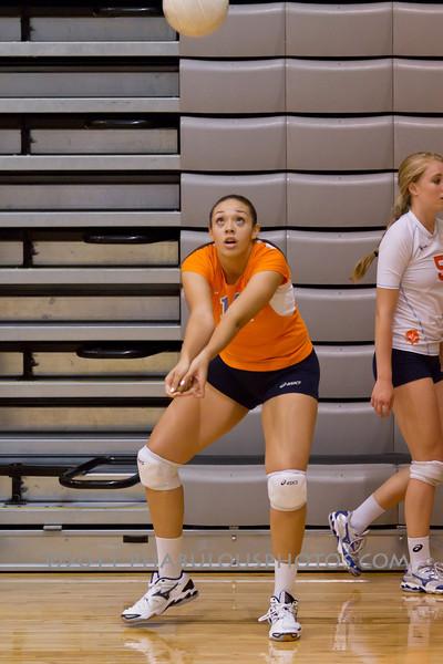 Boone Girls Varsity Volleyball @ Lake Nona - 2011 DCEIMG-0474