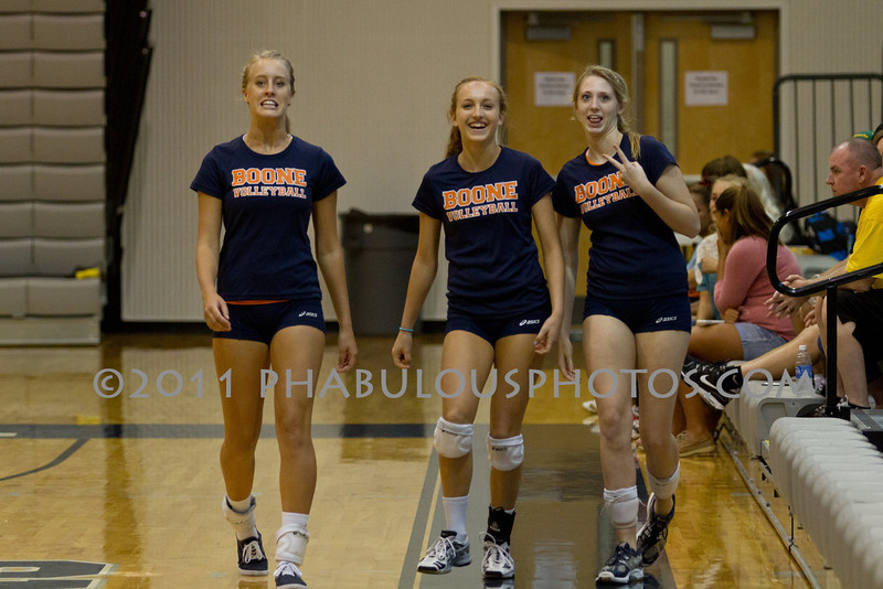 Boone Girls Varsity Volleyball @ Lake Nona - 2011 DCEIMG-0255