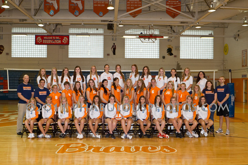 Boone Lady Braves Team Pictures - 2011 DCEIMG-0037