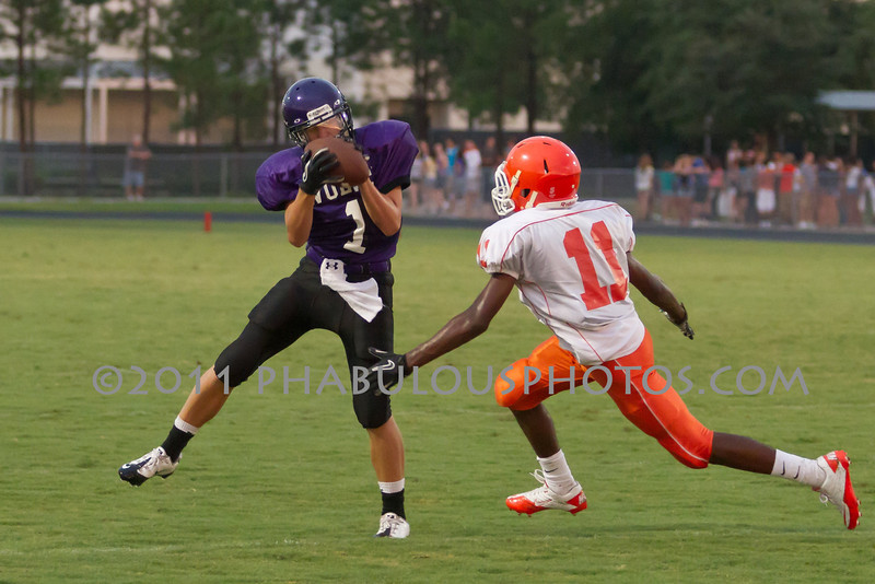 Boone Braves @ Timber Creek JV Football - 2011 DCEIMG-1780