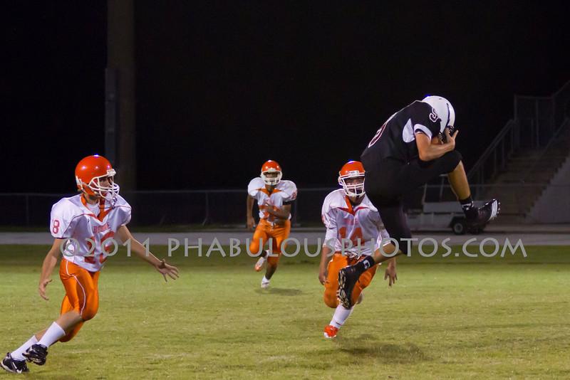 Boone @ Cypress Creek JV Football 2011 DCEIMG-6190