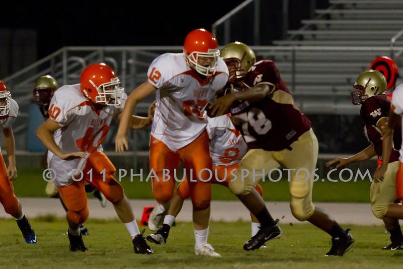 Wekiva @ Boone JV Football 2011 DCEIMG-5540