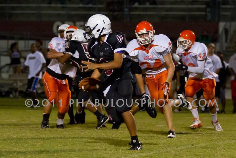 Boone @ Cypress Creek JV Football 2011 DCEIMG-6088