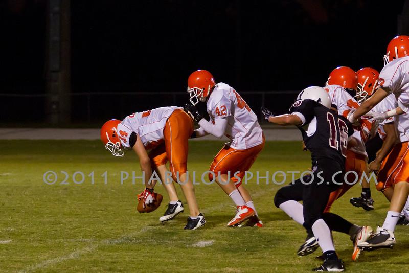 Boone @ Cypress Creek JV Football 2011 DCEIMG-6034