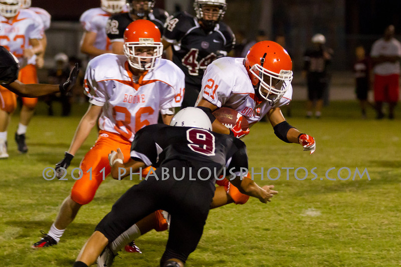 Boone @ Cypress Creek JV Football 2011 DCEIMG-6218