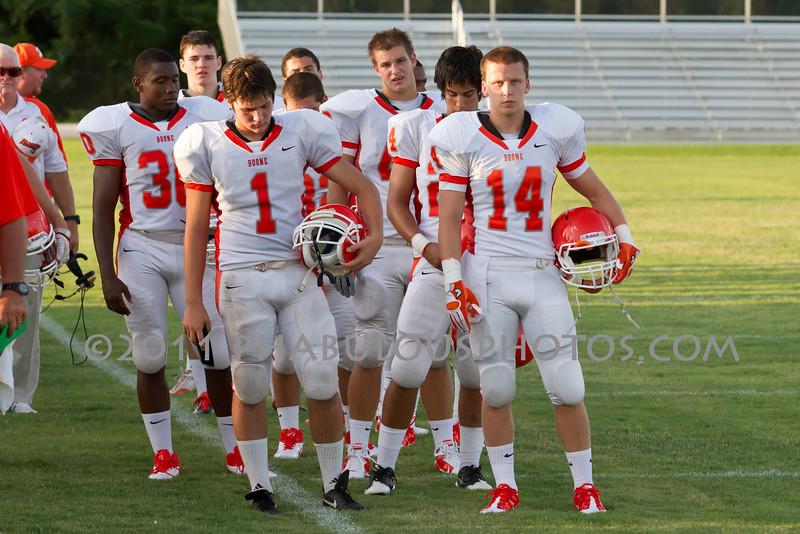 Boone @ Olympia Varsity Football - 2011 DCEIMG-