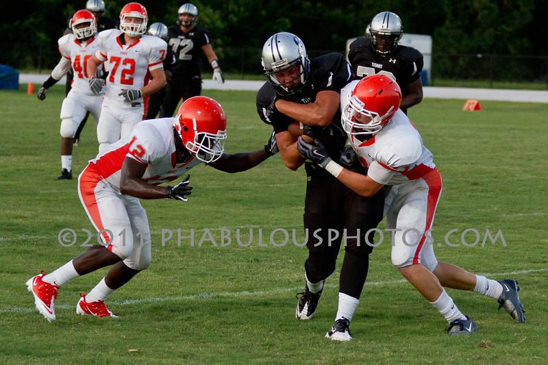 Boone @ Olympia Varsity Football - 2011 DCEIMG-9800