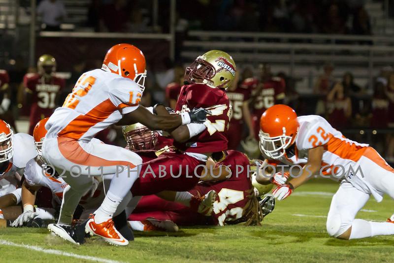 Boone @ Wekiva Varsity Football 2011 DCEIMG-5626