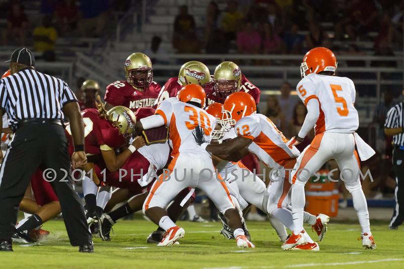 Boone @ Wekiva Varsity Football 2011 DCEIMG-5574