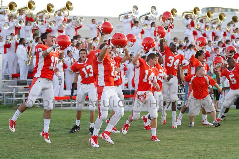 West Orange @ Boone Braves Varsity Football - 2011 DCEIMG-0912