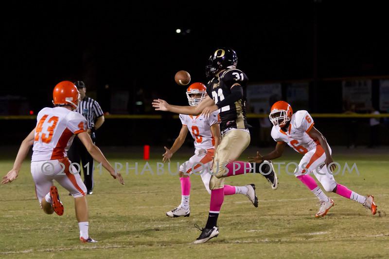 Boone @ Ocoee Varsity Football - 2011 DCEIMG-8074