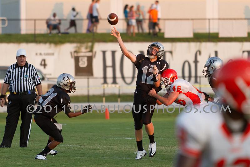 Boone @ Olympia Varsity Football - 2011 DCEIMG-9788