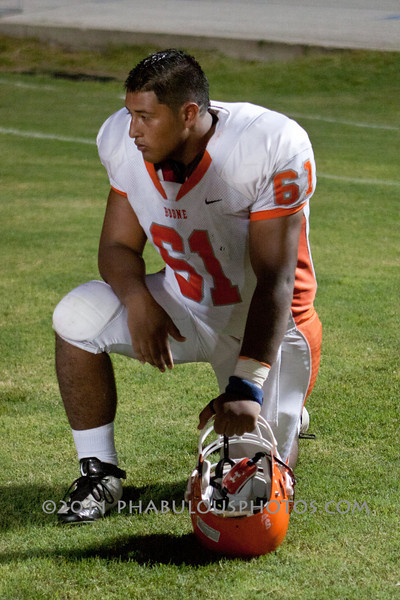 Boone @ Olympia Varsity Football - 2011 DCEIMG-9741