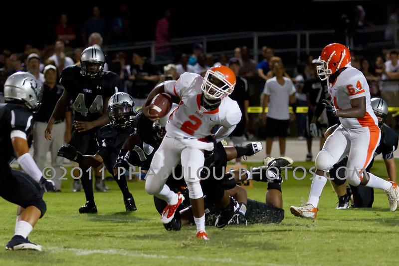 Boone @ Olympia Varsity Football - 2011 DCEIMG-9859