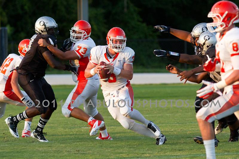 Boone @ Olympia Varsity Football - 2011 DCEIMG-9769